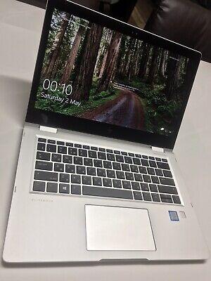 """HP EliteBook X360 1030 G2 13.3"""" Core i7-7600U CPU 2.8GHz 16GB RAM 512GB comprar usado  Enviando para Brazil"""