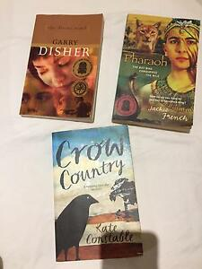 novels (the divine wind, pharaoh, crow country) Scoresby Knox Area Preview