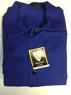 Tillman 6230h 14oz Fr Cotton Jacket Medium