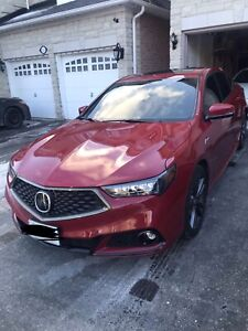 2018 Acura TLX A-SPEC V6 SH-AWD Lease Takeover $600
