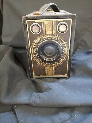 Vintage Box CAMERA AGFA Ansco  Shur Shot  for sale  Shipping to India