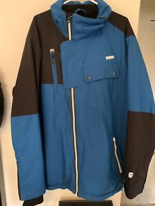 BLUE Orage skiing jacket