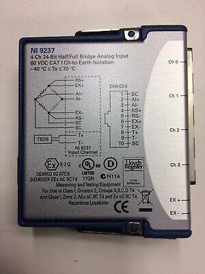 National Instruments Ni 9237 Bridge Analog Input Module Cdaq Crio Tested