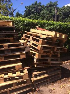 Free pallets Alexandria Inner Sydney Preview