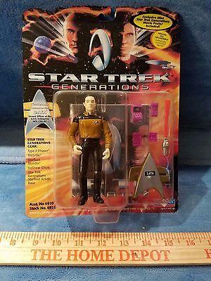 "1994 STAR TREK TNG PLAYMATES 5"" Lt. Cmdr Data  FIGURE - NEW"