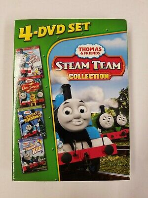 Thomas Steam Team DVD Collection by Thomas & Friends