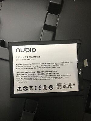 NEW Genuine Battery 3000mAh Li-Po for ZTE Nubia Z11 Mini S, Li3929T44P6h796137