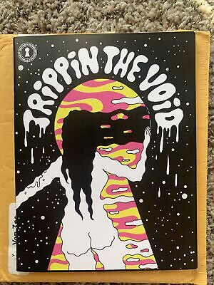 Trippin the Void Comic Book By Oliver Hibert & Jacqueline Denton / Flaming Lips