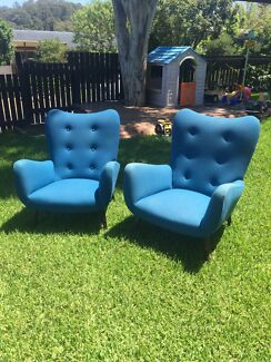 1950s Grant Featherstone style TV chairs