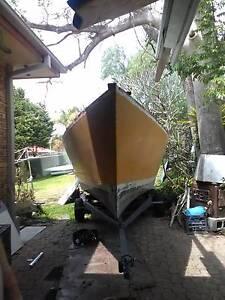Van De Stadt  Racing Yacht 1970's Ciska 111 Anna Bay Port Stephens Area Preview