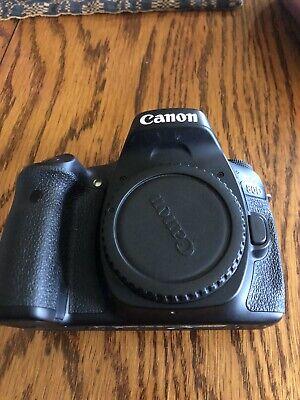 Canon EOS 80D 24.2MP w/ Kit lens