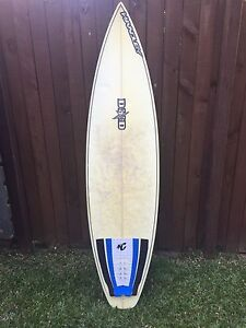 Surfboard 6'1 DHD Balmoral Brisbane South East Preview