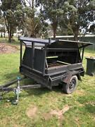 6 x 4 Tool Trailer Kilmore Mitchell Area Preview