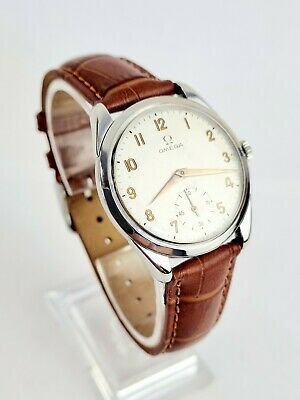 Outstanding 1956 Vintage Omega 2900 Cal.266 Gents Watch