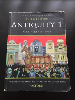 Antiquity 1 third edition Oxford Bankstown Bankstown Area Preview