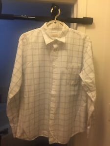 Dress shirt bongo men size XL