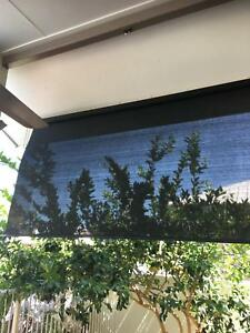 Large 2100x2100 Outdoor Waterproof Roller Blind 80 Moving House