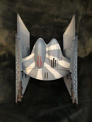 RETIRED 2010 Star Wars Clone Wars Loose Hyena Bomber Droid Vehicle