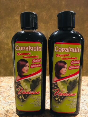 2 PACK~HAIR REGROWTH SHAMPOO~COPALQUIN 100% EFFECTIVE & NATU