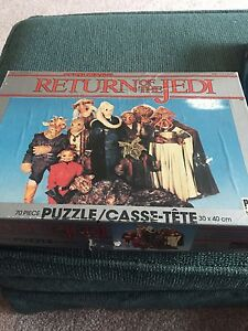 Return of the Jedi and Star Trek puzzle