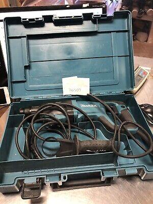 Makita Hr2641 Combination Rotary Hammer Whard Case