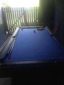 Pool table  8ft x 4 ft Bundamba Ipswich City Preview