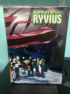 Infinite Ryvius - Vol 1: Lost in Space (Ltd Edition DVD) -  NEW