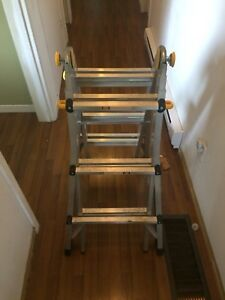 Mastercraft 13 ft utility ladder