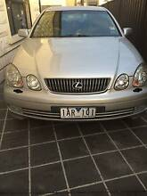 2004 Lexus GS300 Luxury Sedan Dandenong South Greater Dandenong Preview