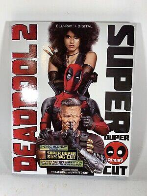 Deadpool 2 Super Duper Cut (2-Disc Blu-Ray)