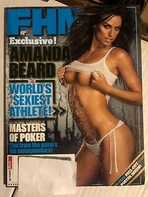 Amanda Beard FHM Magazine August 2006 Issue # 70
