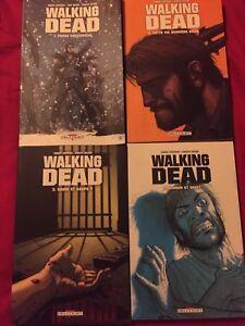 Livres / BD the walking dead