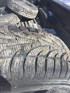 Pneus d'hiver/ Winter tires