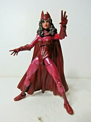 """Marvel Legends Amazon Exclusive Family Matters 3 Pack Scarlet Witch 6"""" figure"""