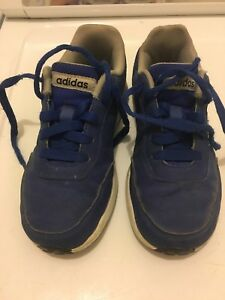 Boys adidas size 12 1/2 sneakers