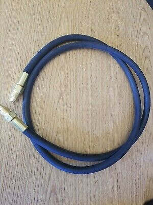 Welding Argon Gas Hose 14 X 5ft W Male Fittings 200psi