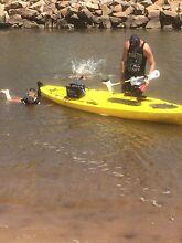 kayak Aberglasslyn Maitland Area Preview