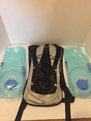 Hydration backpack Best fit 1 with 2 water Bladders hiking tactical running