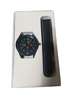 """COULAX Smart Watch, GPS Smartwatch with 1.3"""" Touch Screen, Blood Pressure"""