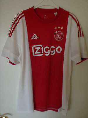AJAX AMSTERDAM HOME SHIRT 2015/16