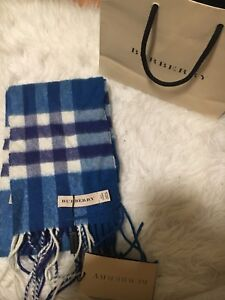 100% authentic Burberry scarf