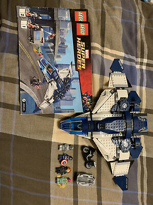 LEGO Marvel Super Heroes The Avengers Quinjet City Chase (76032)