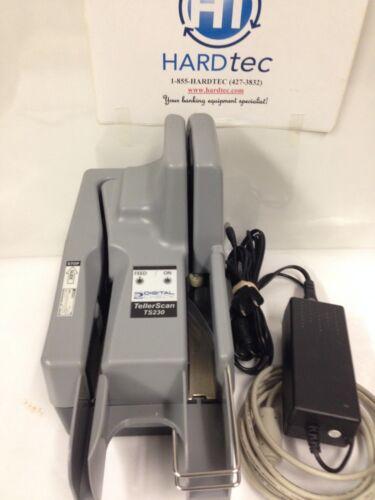 Digital Check TS230 65dpm TellerScan230 check scanner