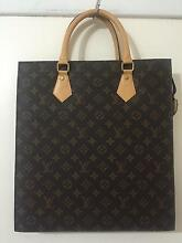 Louis Vuitton old classic pattern bag Petersham Marrickville Area Preview