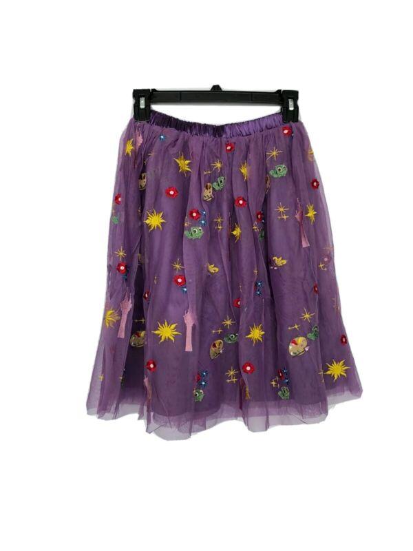 Hanna Andersson Girls Skirt Size L NWT Disney Princess Skirt Tulle
