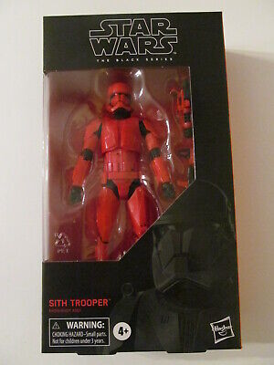 Star Wars: The Black Series - #92 - Sith Trooper - 6-Inch - Sealed