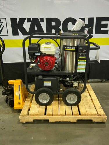 SGP-303037 3.0 GPM 3000 PSI Gas Powered Hot Water Pressure Washer