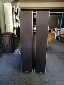 Polk Monitor 60 Floor Standing Stereo Speakers Bateman Melville Area Preview