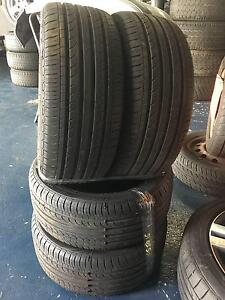 """4 Matching 195/50/15"""" tyres. Thorneside Redland Area Preview"""