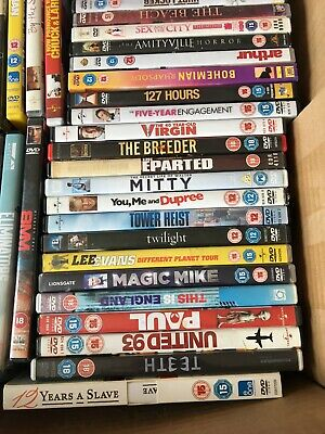 Various Single DVDs For Sale